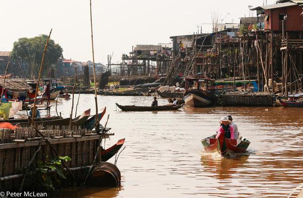 Tonle Sap Village-8389