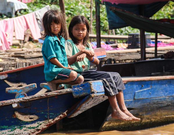 Tonle Sap Village-8398