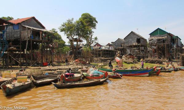 Tonle Sap Village-8422