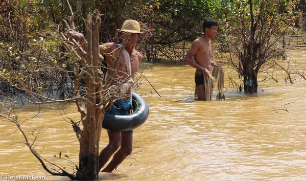 Tonle Sap Village-8450