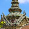Temple of the Jade Buddha-2: Beautiful ceramics