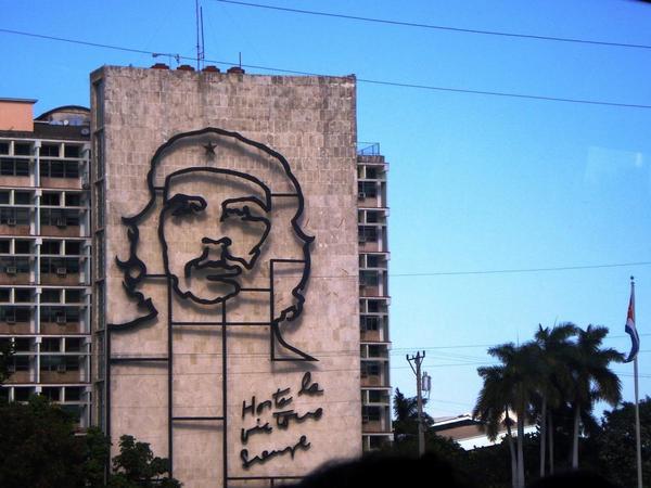 Che Guevara, Havana