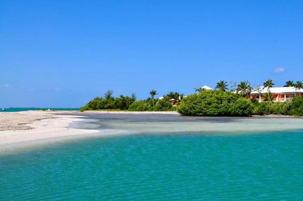Beautiful, unspoiled beaches of Varadero, Cuba