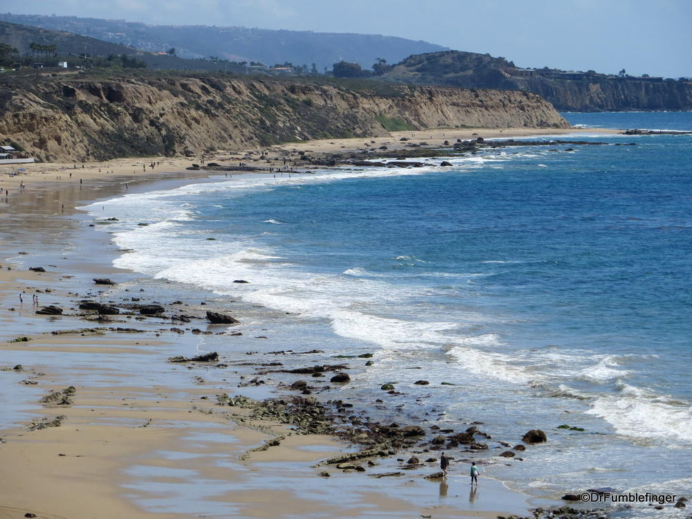 Crystal Cove State Park Newport Beach California