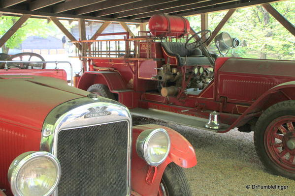 Lynchburg -- Jack Daniel's Fire Brigade
