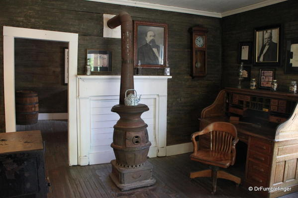 Lynchburg -- Jack Daniel's Office