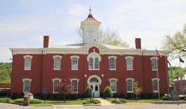 Lynchburg -- Old courthouse