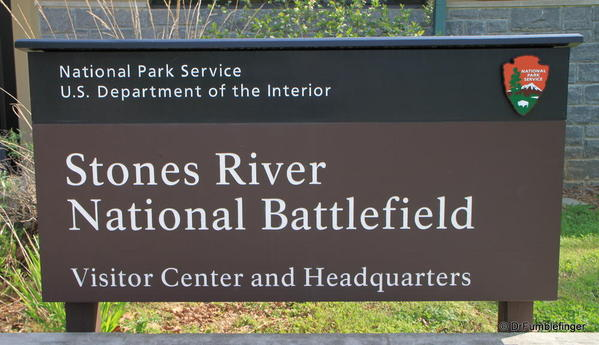 Stones River Battlefield -- National Cemetery