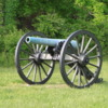 Stones River National Battlefield -- cannons