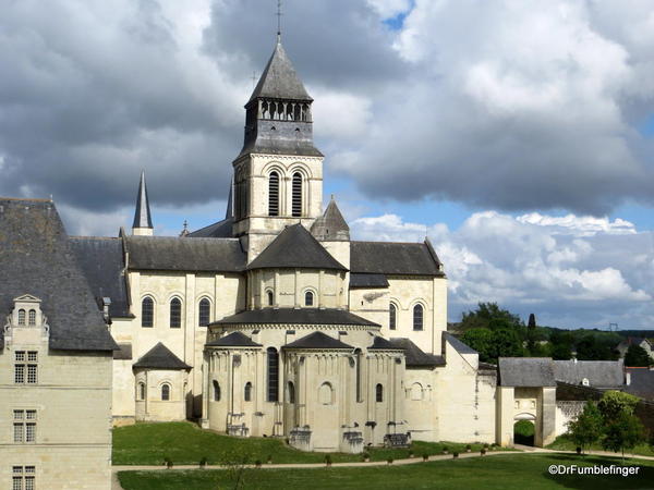 Abbey Fountrevaud