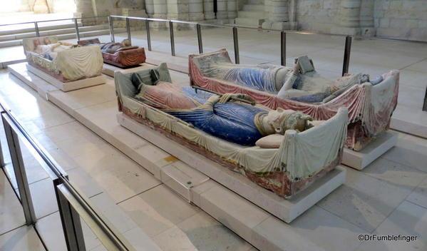 Royal Tombs, Church, Fontevraud Abbey