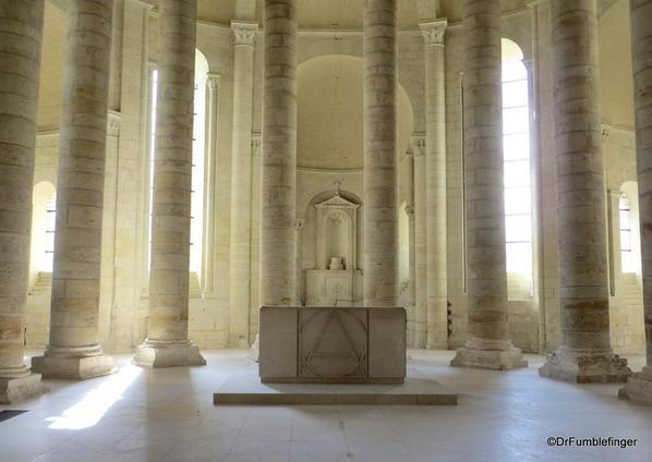 Choir & Ambulatory, Church, Fontevraud Abbey