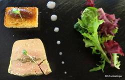Foie Gras, Le Plantagent, Fontevraud Abbey