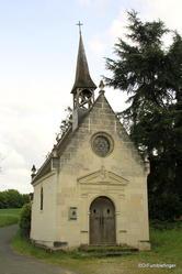 La Chapelle Notre Dame de Pitie, Fontevraud Abbey