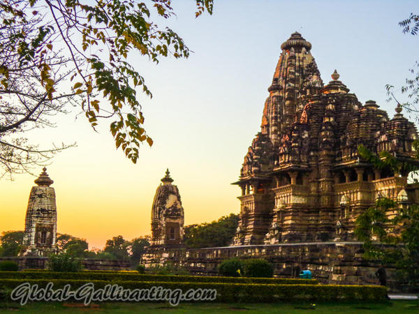 Temples of Khajuraho, India