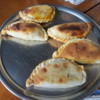 Fresh baked empanadas, Parillo Tours (Pedro Telmo): Warm, just from the oven