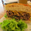 Wonderful fresh hamburger,  Perez-H: And that's just the appetizer