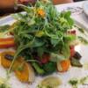 Cafe San Juan, San Telmo.  Fresh salad