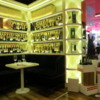 Desert at a trendy wine bar, San Telmo