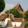Wat Pho complex, Bangkok, Thailand
