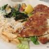 Calamari Steak, Monterey's Fish House, Monterey, California