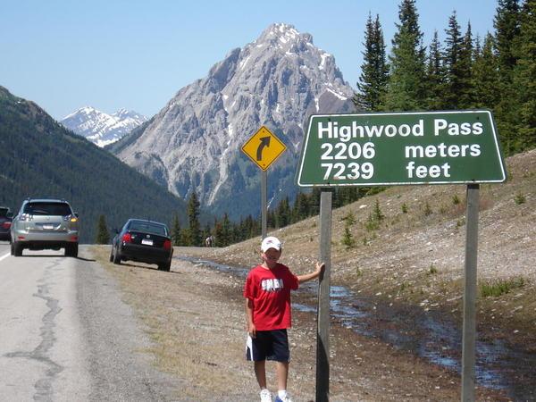 Kananaskis Country 03. Highwood Pass