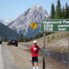 Kananaskis Country.  Highwood Pass