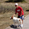 Kananaskis Country.  Pets are welcome in Canada's parks