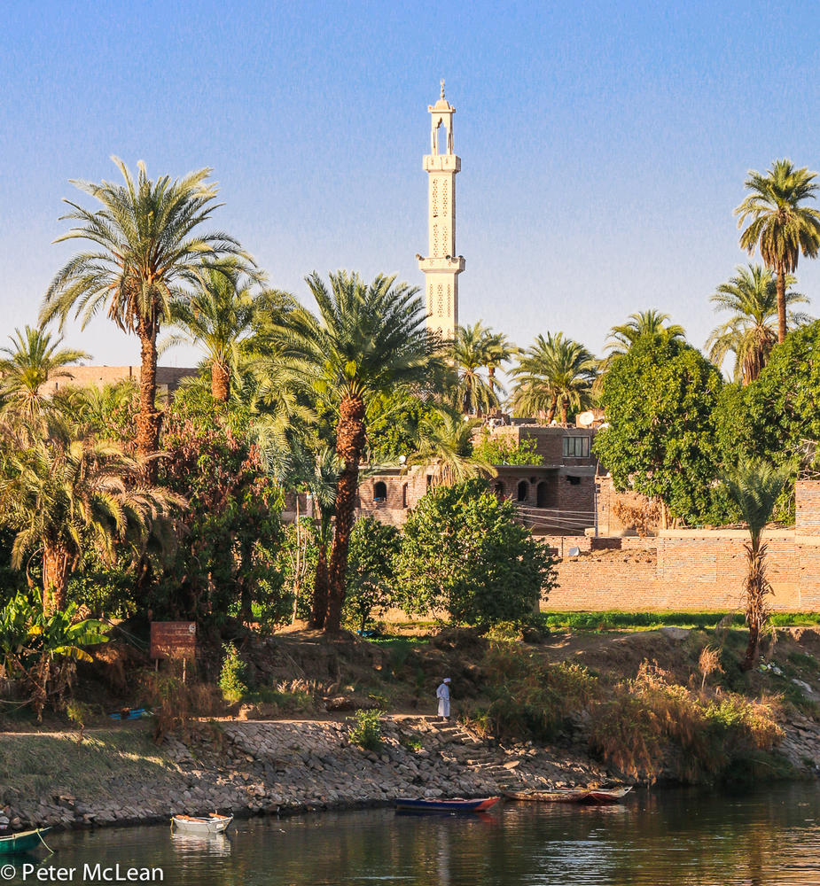 Cruising Down The Nile (part 2)