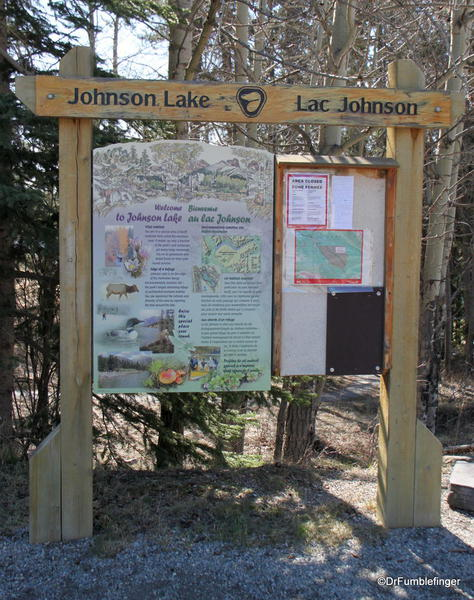 Johnson Lake Trailhead