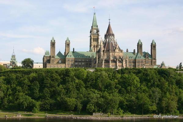 Ottawa, Houses of Parliament