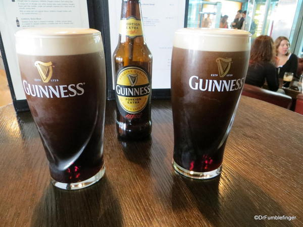 Guinness Storehouse Bar