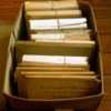 Reiner's War Letters: Reiner's Letters rescued from flooded house after Katrina