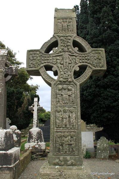Celtic Cross at Monasterboice