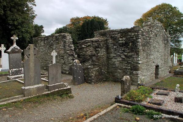Ruins, Monasterboice