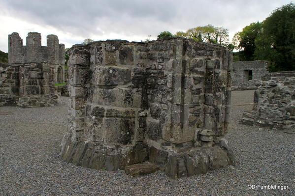 Ruins, Old Mellifont Abbey