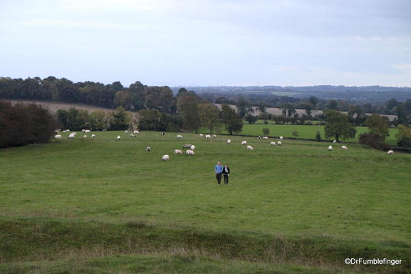 Views from the Hill of Tara