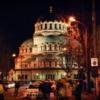 Alexander Nevsky Church in Sofia, Bulgaria