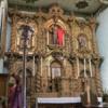 Mission San Juan Capistrano,  Serra's Church Retablo