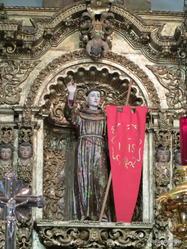 072 Mission San Juan Capistrano 03-2014. Serra's Church