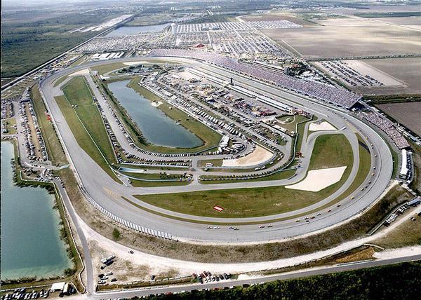 Homestead Miami Speedway