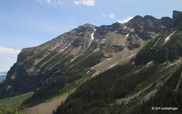 Mt. Fairview, Banff National Park