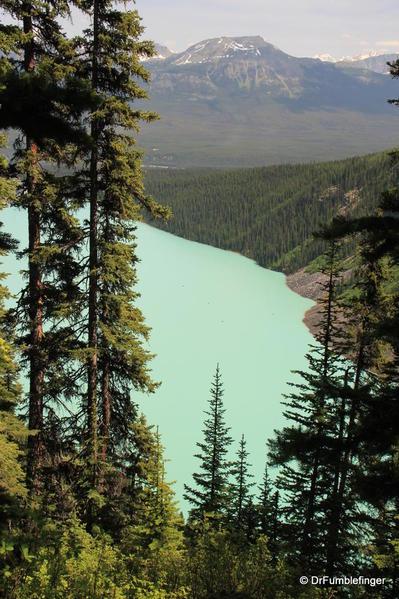 View of Lake Louise