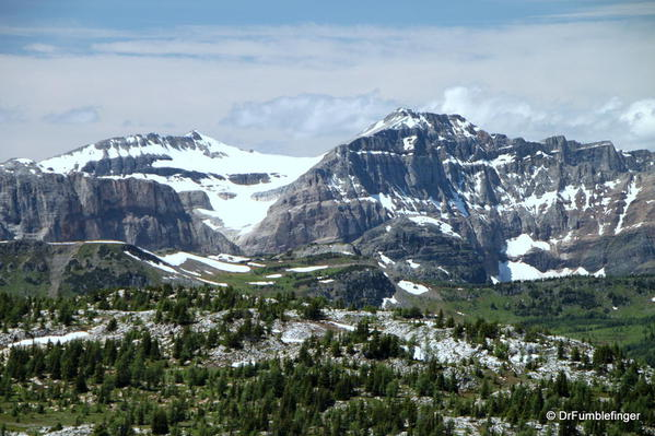 Monarch Viewpoint, Banff National Park