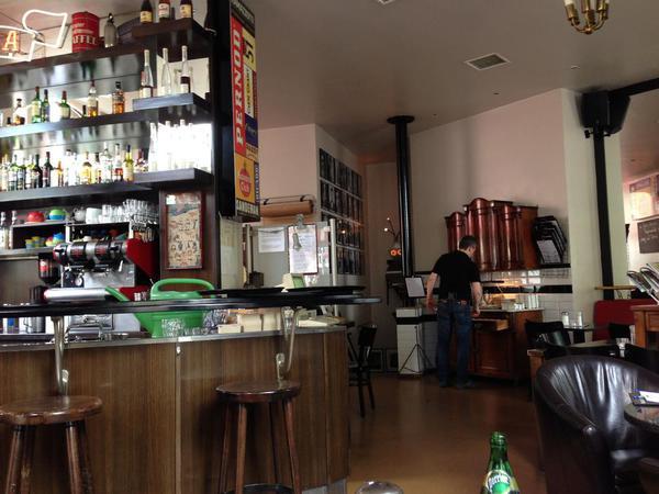 Eckstein bar interior