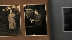 Lotte at Piano
