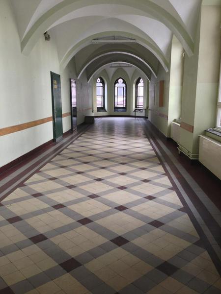 Hansa Gymnasium Hallway