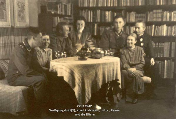 Reiner's Family 1942