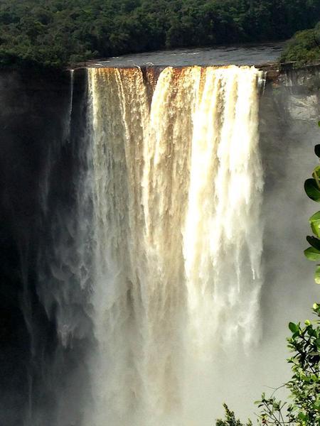Kaiteur Waterfalls