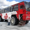The Ice Explorer. Columbia Icefields